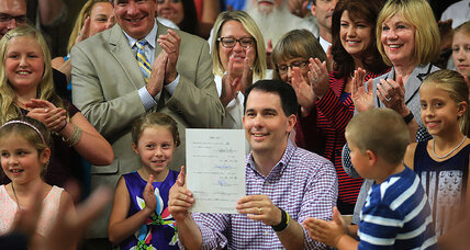 Will other states follow Scott Walker's lead on weakening teacher tenure?