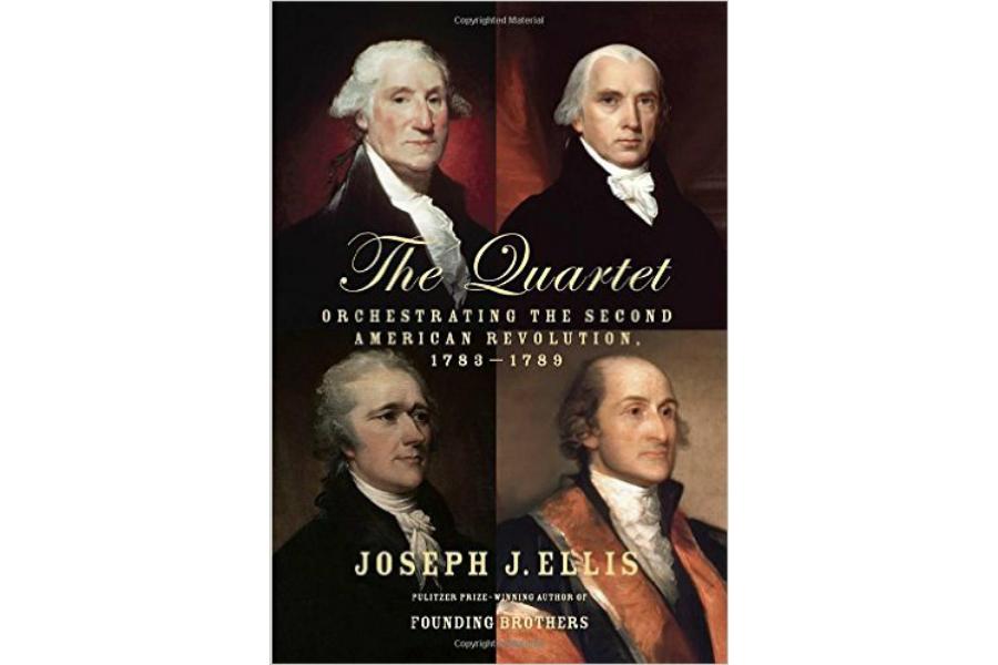 Joseph ellis founding brothers thesis