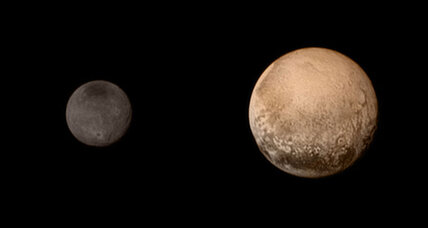 Pluto is bigger than we thought, say scientists