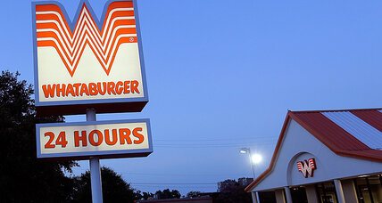 Why Whataburger is banning open carry of guns in Texas locations (+video)