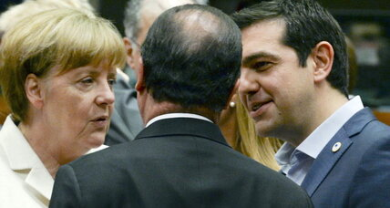 Europe's silver lining in the Greek deal