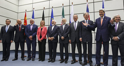 Five things you should know about the Iran nuclear deal