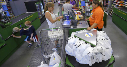 US retail sales dip 0.3% in June, weighing on Fed's interest rate decision (+video)