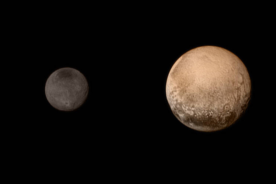 Could Pluto ever be a planet again? (+video) - CSMonitor.com