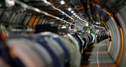Meet the pentaquark, the Large Hadron Collider's newest discovery