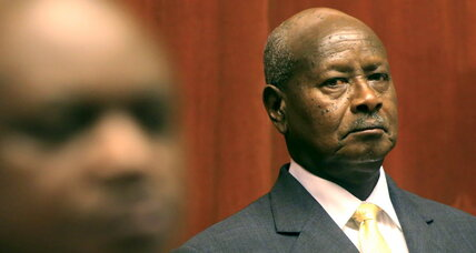 In Uganda, Museveni finds biggest election obstacle in former friends
