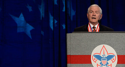 Boy Scouts committee votes to end ban on gay Scout leaders