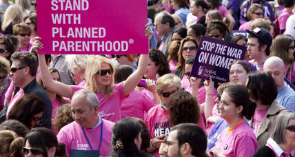 Planned Parenthood says secret video distorts tissue donation program (+video)
