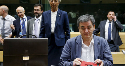 IMF criticizes EU bailout of Greece. Other paths to economic stability?