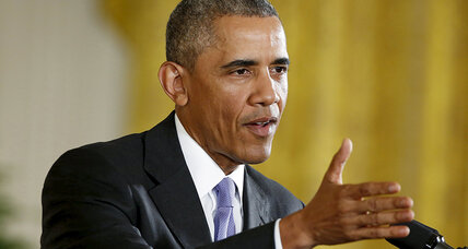 Obama defends Iran nuclear deal as only option to stop arms race