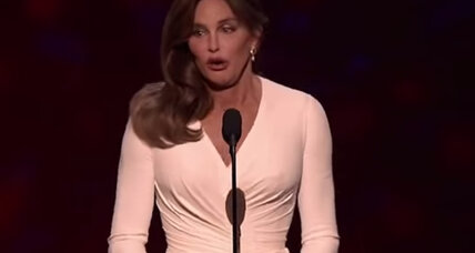 In Caitlyn Jenner's tearful ESPY speech, a plea for 'compassionate community'