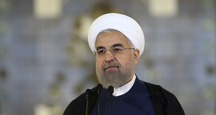 After nuke deal, Iran's Rouhani says they could buy new passenger jets