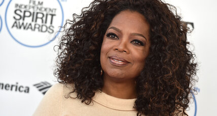 What Oprah Winfrey has to say about financial wisdom