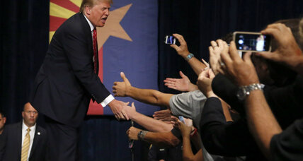 Has Donald Trump 'fired up the crazies,' like John McCain says?