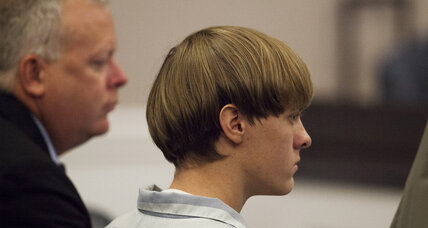 Dylann Roof appears in court: Why is judge withholding witness, reports? (+video)