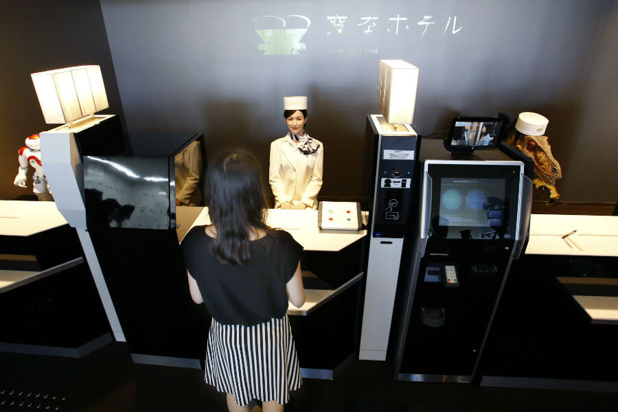 newest robots in japan