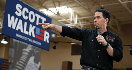End to Scott Walker campaign inquiry smooths path for presidential bid