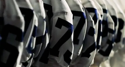 'One for all and all for one': Penn State removes names from jerseys, again
