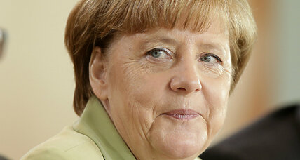 Angela Merkel to Palestinian immigrant girl: Germany can't help everyone