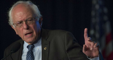 Bernie Sanders's gun-control record gives Hillary Clinton an opening