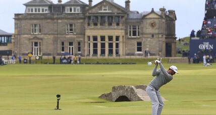 British Open 2015 TV schedule: Dustin Johnson leads the pack into Round 2