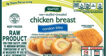 Safeway, Aldi brands included in 2 million-pound Aspen chicken recall