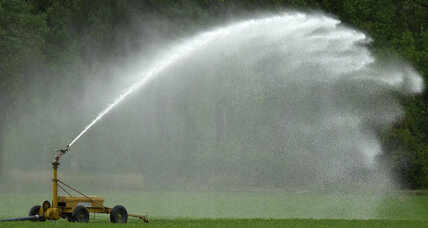 How Colorado's irrigation system conserves water, produces green energy