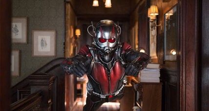The surprising inspiration for 'Ant-Man': 'It's a heist movie,' director says (+video)
