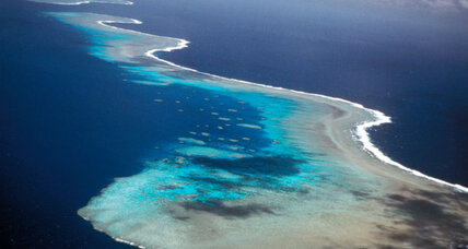 Australians on edge over oil slick reported near Great Barrier Reef