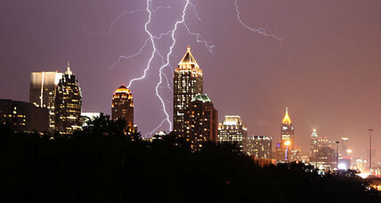 How can you protect yourself from lightning?