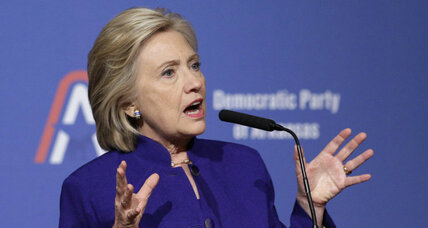 Hillary Clinton zeroes in on capital gains: About-face?