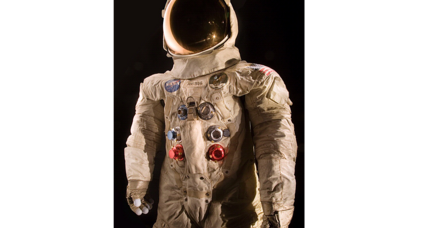 Reboot the suit: With $500,000 pledged, Smithsonian sets sights even higher