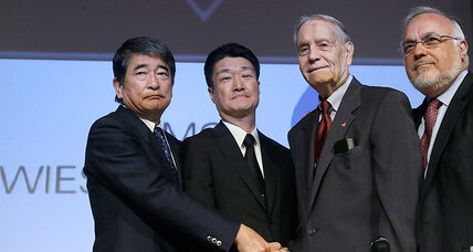 Mitsubishi apologizes for using American WWII POWs as forced labor