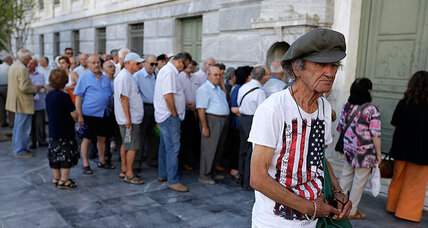 Greek banks reopen but cash limits remain and taxes soar on coffee to taxis (+video)