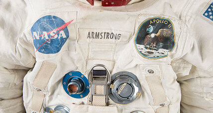 Why Smithsonian joined Kickstarter to save Neil Armstrong's space suit (+video)