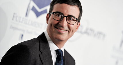 Why John Oliver has everyone talking about food waste
