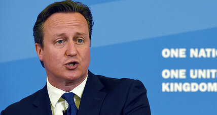 David Cameron offers plan to counter attraction to join extremism