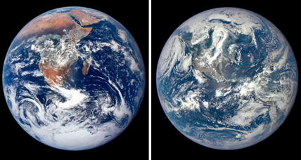 What's NASA going to do with the new Earth photo?