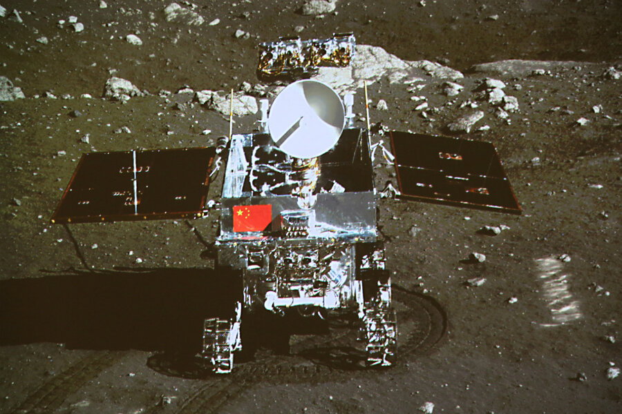 China unveils plan to land on mysterious far side of the moon