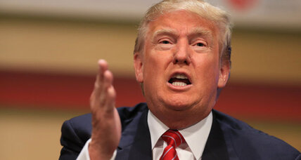 Donald Trump soars to big poll lead. What's going on? (+video)