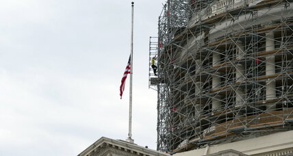 Chattanooga massacre: When should the US flag fly at half-staff?