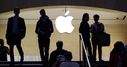 Why Wall Street is not happy with Apple's 38 percent jump in profit (+video)
