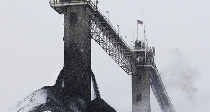 US coal is in trouble