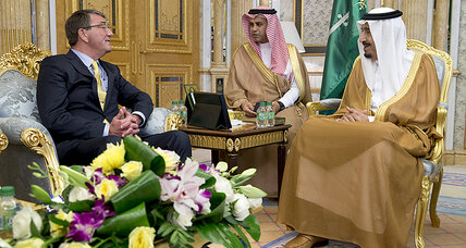 Carter: Saudis support the Iran nuclear deal but have doubts