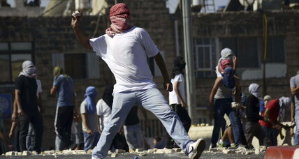 Israel passes controversial 20-year sentence for stone-throwers