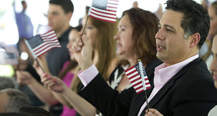 Why some naturalized US citizens swear a different Oath of Allegiance