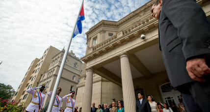 The big stumbling block in US-Cuba relations – and how it might be fixed