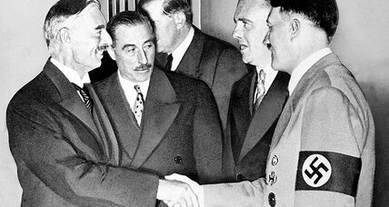 Is the Iran nuclear deal like Munich 1938? Not really.