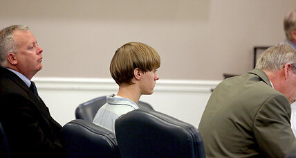 Dylann Roof indicted on 33 federal charges, including hate crimes
