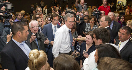 Jeb Bush's aim to grow the economy at four percent is not a pipe dream